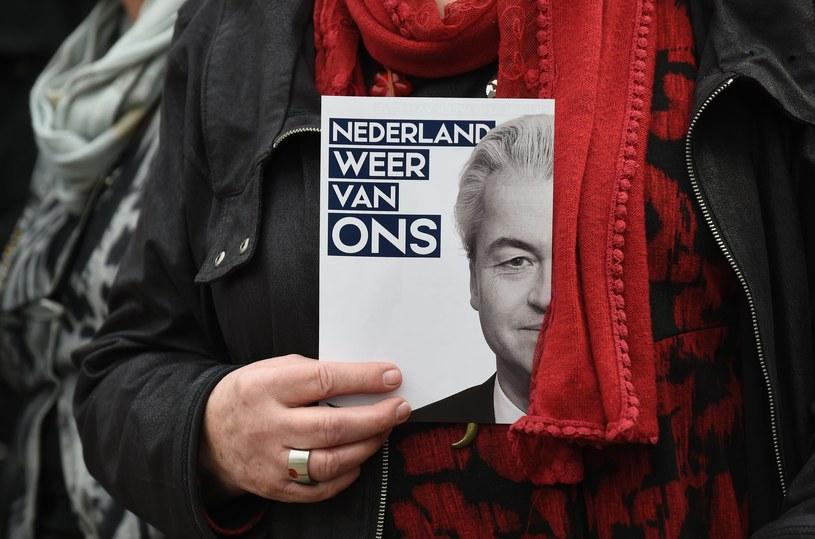Kampania wyborcza w Holandii /JOHN THYS /East News