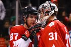 Kanada - Europa 3-1 w 1. meczu finału Pucharu Świata