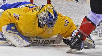 Kanada - Szwecja 3-0 w finale igrzysk. Galeria