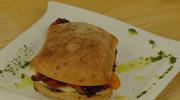 Kanapka z batatami
