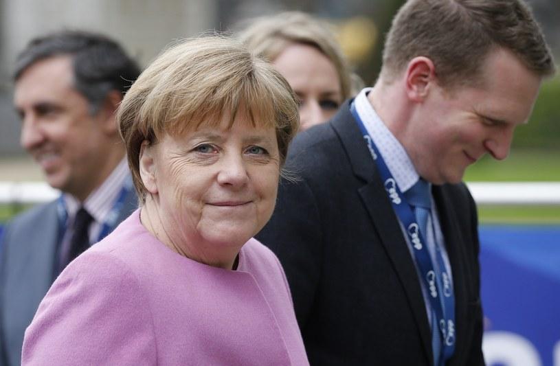 Kanclerz Angela Merkel /PAP/EPA
