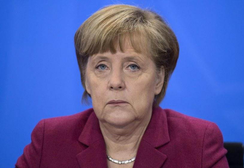 Kanclerz Niemiec Angela Merkel. /AFP