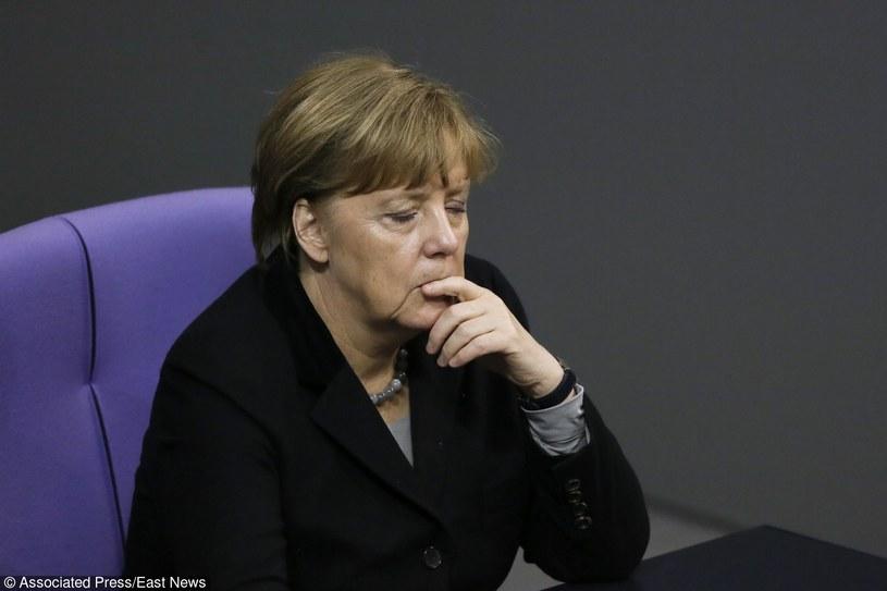 Kanclerz Niemiec Angela Merkel /East News