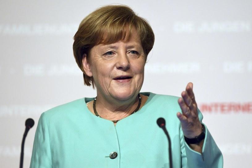 Kanclerz Niemiec Angela Merkel /DPA /East News