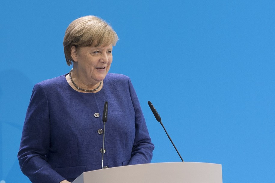 Kanclerz Niemiec Angela Merkel /ANDREAS SCHAAD /PAP/EPA