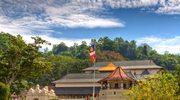 Kandy – duchowa stolica buddyzmu
