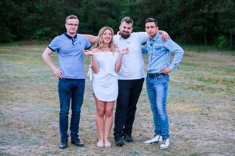 Kandydaci Małgorzaty: Paweł, Dawid i... Paweł /Wojciech Kurczewski /TVP