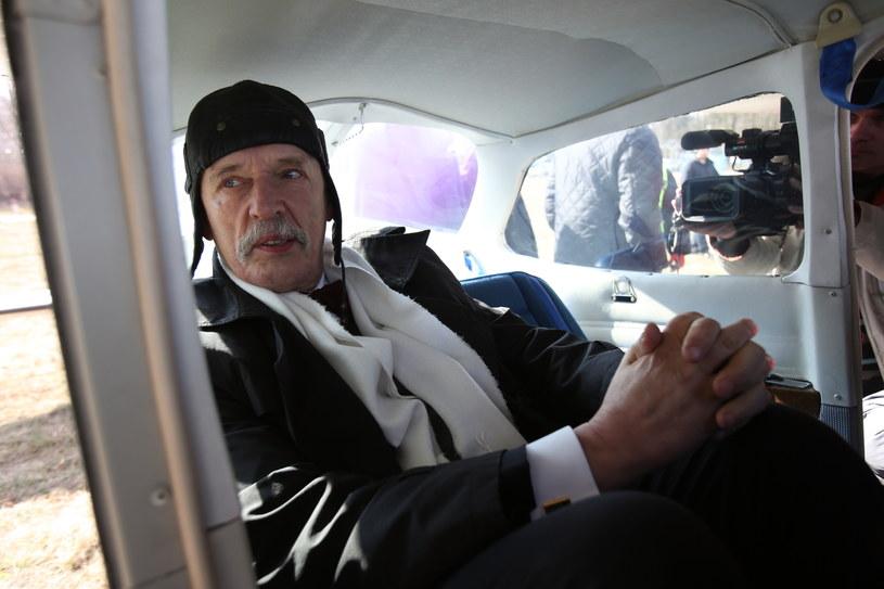Kandydat Partii KORWiN na prezydenta RP, Janusz Korwin-Mikke /Leszek Szymański /PAP