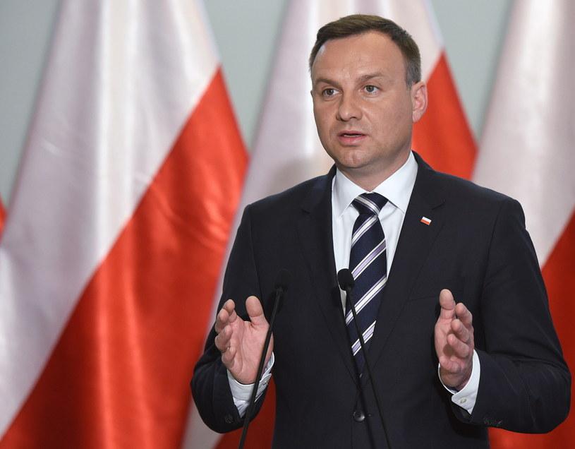 Kandydat PiS na prezydenta - Andrzej Duda /Radek Pietruszka /PAP