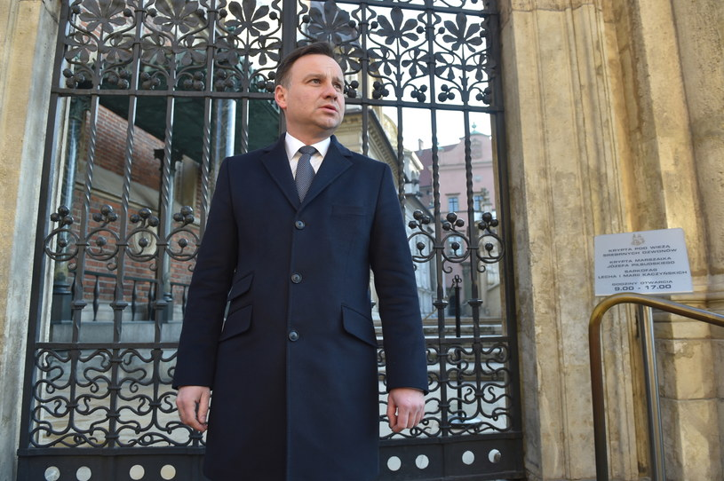 Kandydat PiS na prezydenta Polski Andrzej Duda /Jacek Bednarczyk /PAP