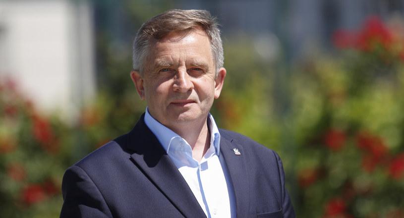 Kandydat PiS na prezydenta Rzeszowa, Wojciech Buczak /Krzysztof Kapica /PAP