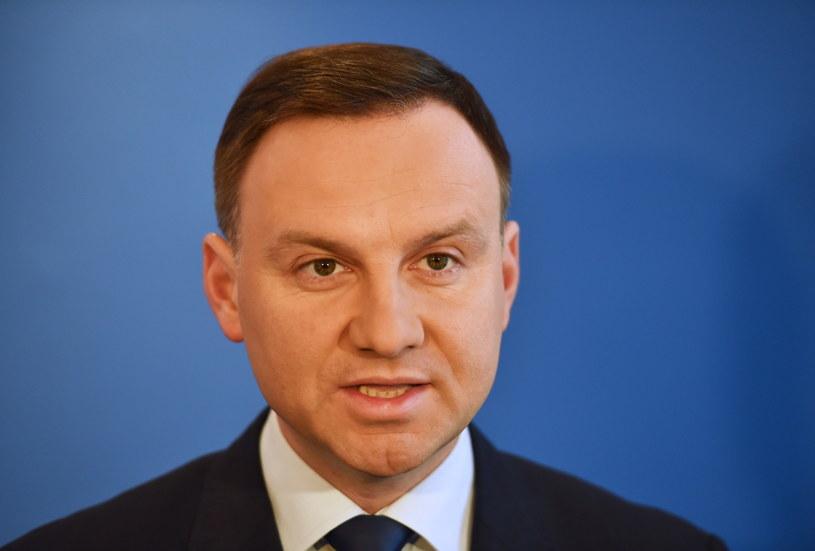 Kandydat PiS na urząd prezydenta RP - Andrzej Duda /Jacek Bednarczyk /PAP
