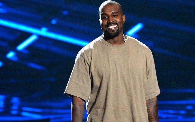 Kanye West /AFP