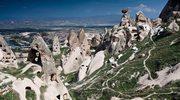 Kapadocja - księżycowa kraina w Turcji
