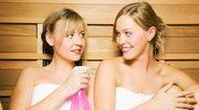 Kąpiele parowe dla zdrowia i urody