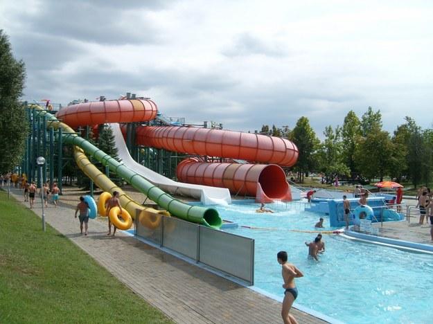 Kąpieliska termalne w Hajduszoboszlo na pewno spodobają się dzieciom /123/RF PICSEL