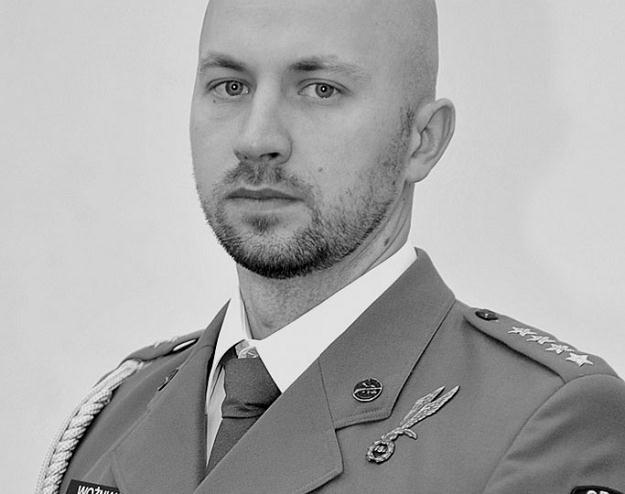 Kapitan Krzysztof Woźniak, fot.: PKW Afganistan /