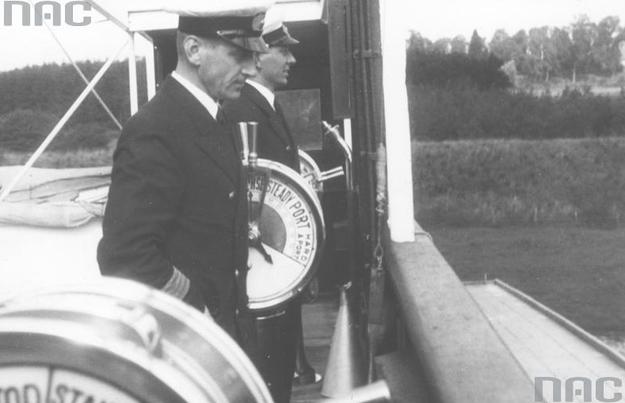 Kapitan Mamert Stankiewicz /Z archiwum Narodowego Archiwum Cyfrowego