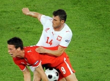 Kapitan Polaków apeluje o nie znęcanie się nad piłkarzami reprezentacji /AFP