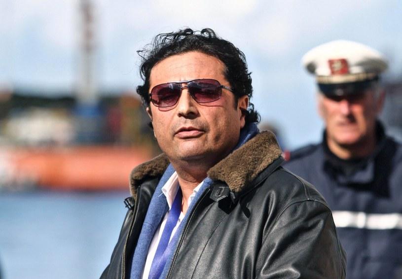 Kapitan statku Costa Concordia Francesco Schettino /MAURIZIO DEGL'INNOCENTI /PAP/EPA