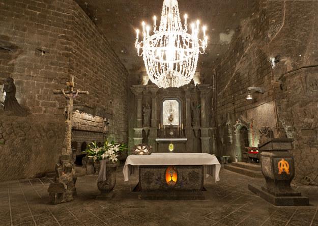 Kaplica św. Kingi w Wieliczce /123/RF PICSEL