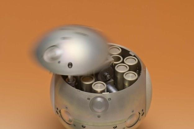 Kapsuła powrotna misji Mars Sample Return /materiały prasowe