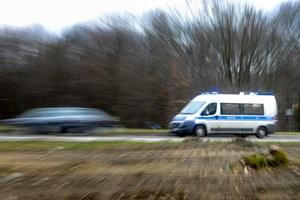 Kara śmierci za... ucieczkę przed policją