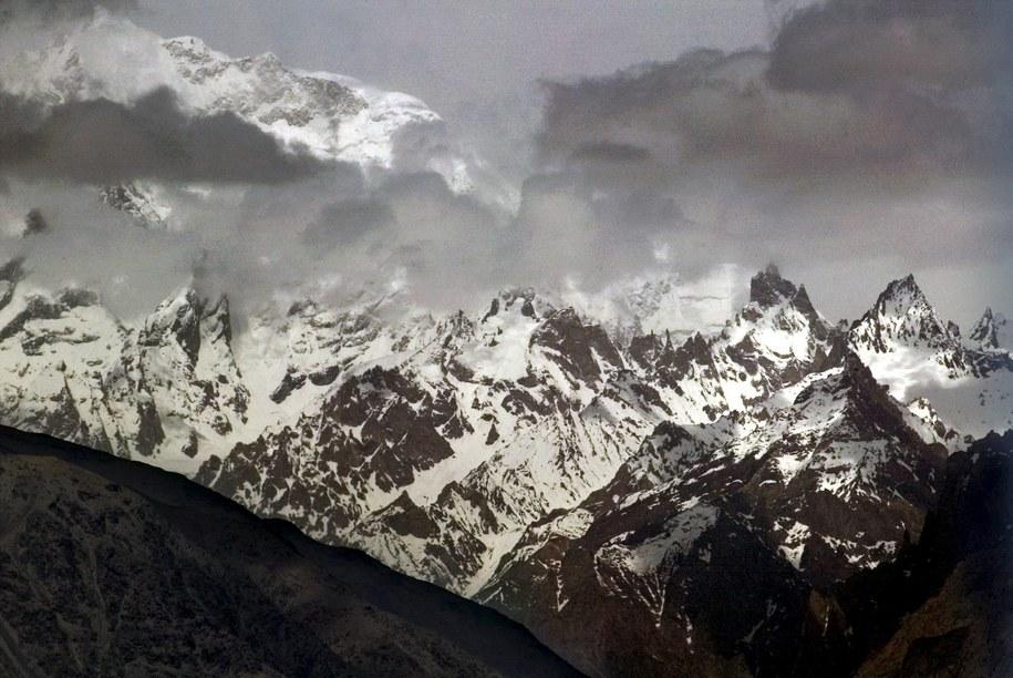 Karakorum /OLIVIER MATTHYS    /PAP/EPA