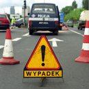Karambol w Warszawie. Jedna osoba ranna
