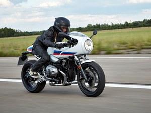 Karbonowa rama i koła. Takie będzie nowe BMW HP4 RACE!