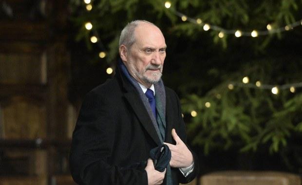 """Karczewski: Działalność Macierewicza zostanie zapisana """"złotymi zgłoskami"""""""