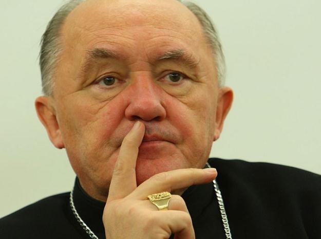 kard. Kazimierz Nycz, fot. Stanisław Kowalczuk /East News