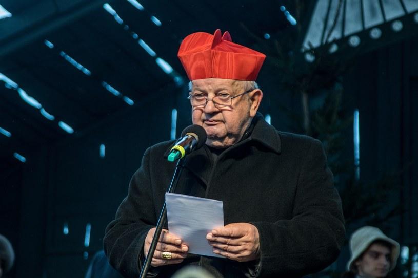 Kard. Stanisław Dziwisz /Jan Graczyński /East News
