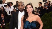 Kardashian wybrała suknię ślubną