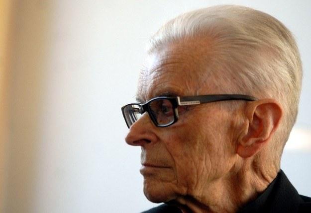 Kardynał Franciszek Macharski. /Marek Lasek /Reporter