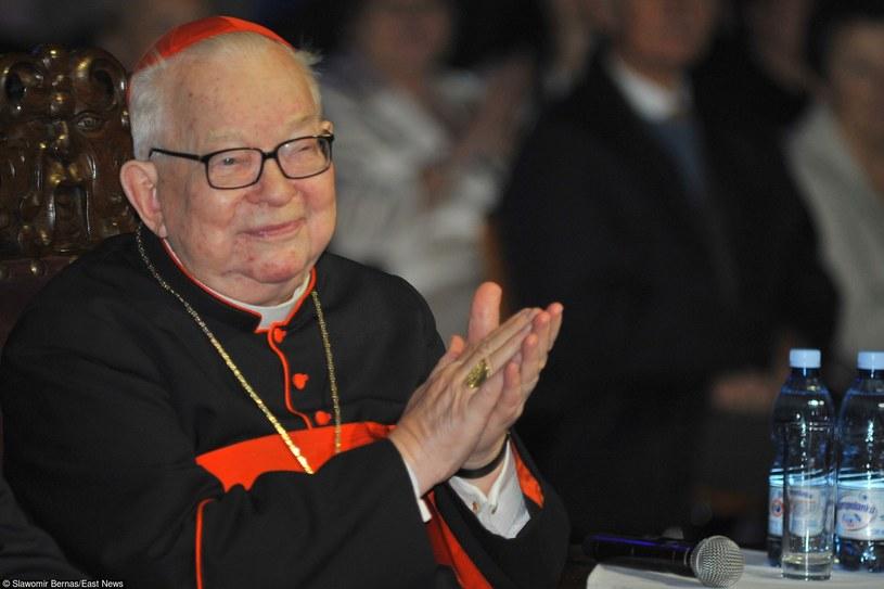 Kardynał Henryk Gulbinowicz /Sławomir Bernaś /East News