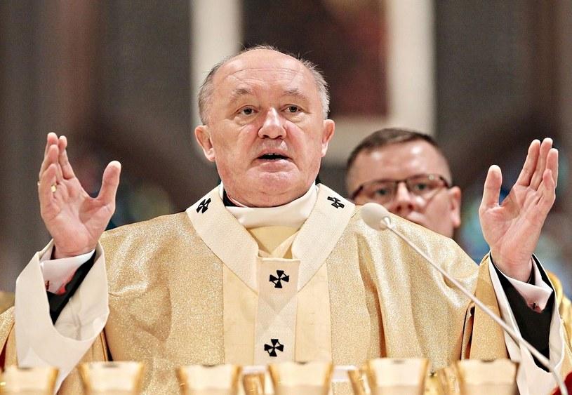 Kardynał Kazimierz Nycz /Stanisław Kowalczuk /East News
