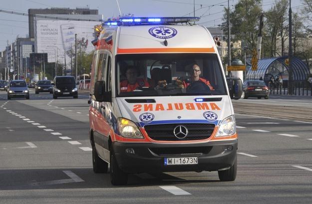 Karetki często wpadają w sieć fotoradarów / Fot: Włodzimierz Wasyluk /Reporter
