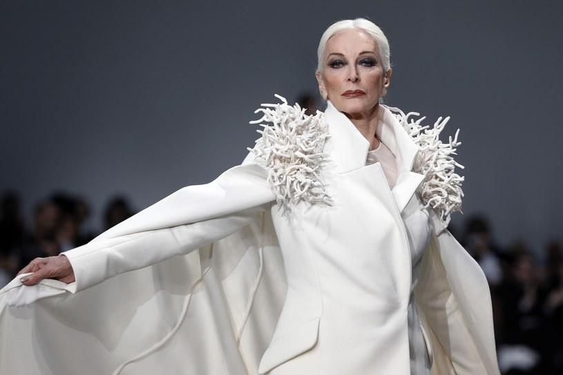 Kariera 86-latki nie zwalnia tempa. Modelka wzięła udział w kampaniach dla Sephory i H&M! /East News
