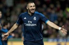 Karim Benzema piłkarzem miesiąca, w którym... nie grał