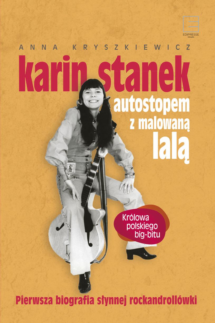 Karin Stanek. Autostopem z malowaną lalą, Anna Kryszkiewicz /materiały prasowe