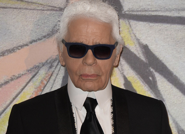 Karl Lagerfeld /Getty Images