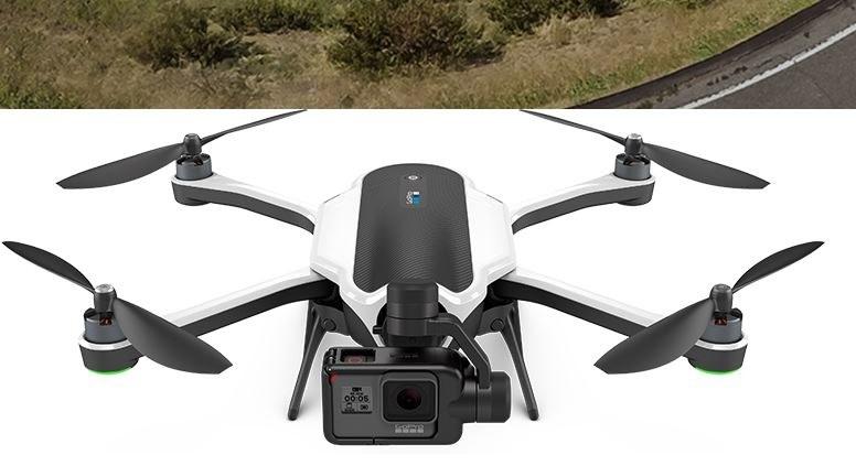 Karma - tak nazywa się pierwszy dron GoPro /materiały prasowe