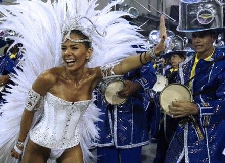 Karnawał w Rio to nieokiełzany żywioł /AFP