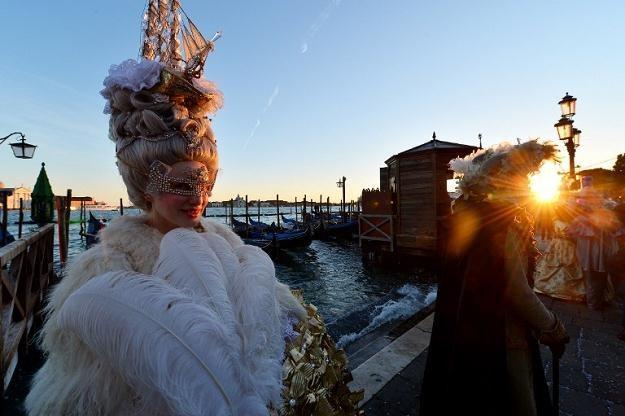 Karnawał we Włoszech /AFP