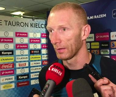 Karol Bielecki: Korona zostaje w Kielcach. Wideo