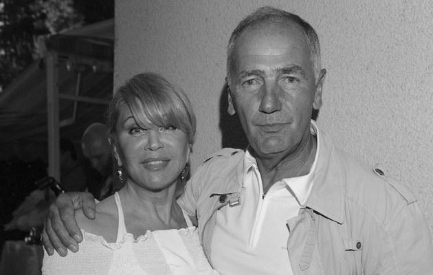 Karol Strasburger z żoną Ireną /Jarosław Antoniak /MWMedia