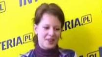Karolina Gruszka i media