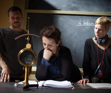 Karolina Gruszka jako Skłodowska-Curie