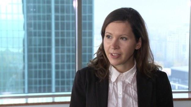 Karolina Szyfter, adwokat /Newseria Biznes